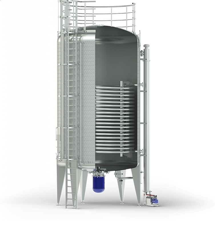 Industrial vinegar fermenter